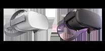 Oculus Go<br>Oculus Quest